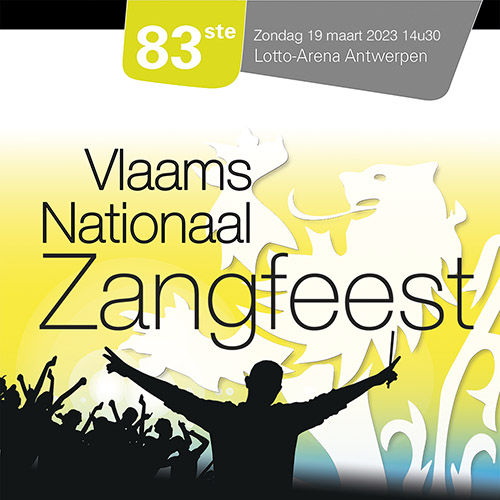 83e Vlaams Nationaal Zangfeest